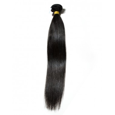 Premium Donor Virgin Hair Top Quality Brazilian Straight Hair Bundle