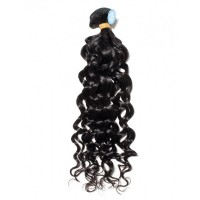 Premium Donor Brazilian Natural Wave Virgin Hair 1 Bundle 100% Unprocessed Raw Human Hair Weft