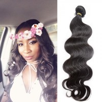 New Star Malaysian Virgin Hair Body Wave Bundle Unprocessed Thick Human Hair Weaving