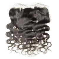 Premium Donor Virgin Hair Top Quality 13*4 Body Wave HD Lace Frontal