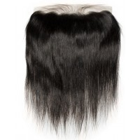 Premium Donor Virgin Hair Top Quality 13*4 Straight Free Part Lace Frontal