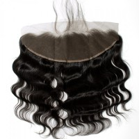 Premium Donor Virgin Hair Top Quality 13*4 Body Wave Lace Frontal