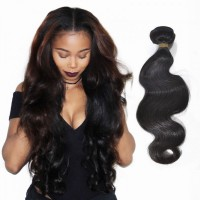 New Star Hair Peruvian Body Wave Virgin Hair Weaving Intact Cuticle Human Hair Bundle Unprocessed