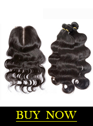 New Star Brazilian Body Wave Human Virgin Hair Bundles with Closure