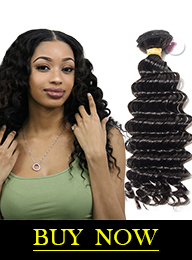 Brazilian Deep Wave Human Virgin Hair Bundle