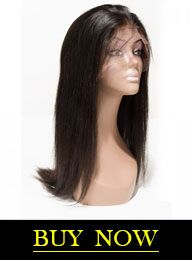 Premium Donor Straight Human Hair Full Lace Wig