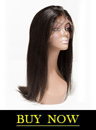 Premium Donor Virgin Hair Straight Full Lace Wig