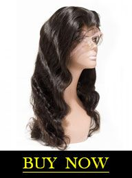 Premium Donor Body Wave Human Hair Full Lace Wig