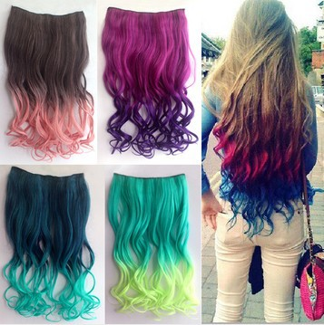 To Dye Your Brazilian Hair Extensions