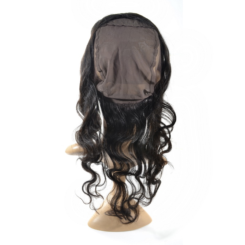 360 Lace Frontal with Cap