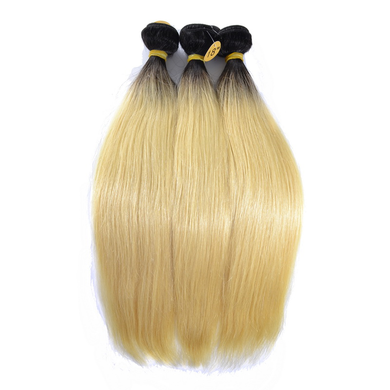Ombre 613 Straight Hair