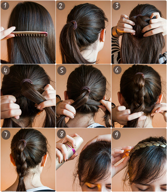 Traditional Style Braid