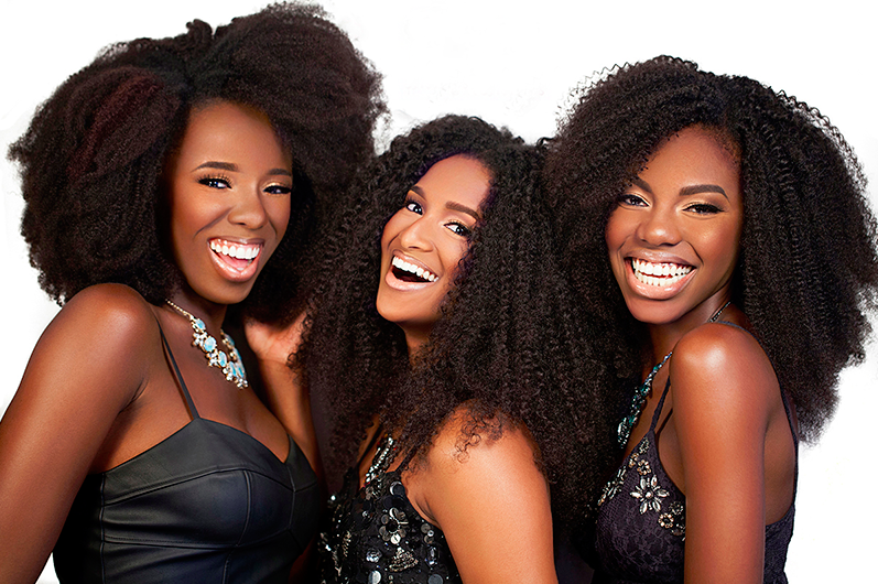 Curl Hair Extensions for Black Women