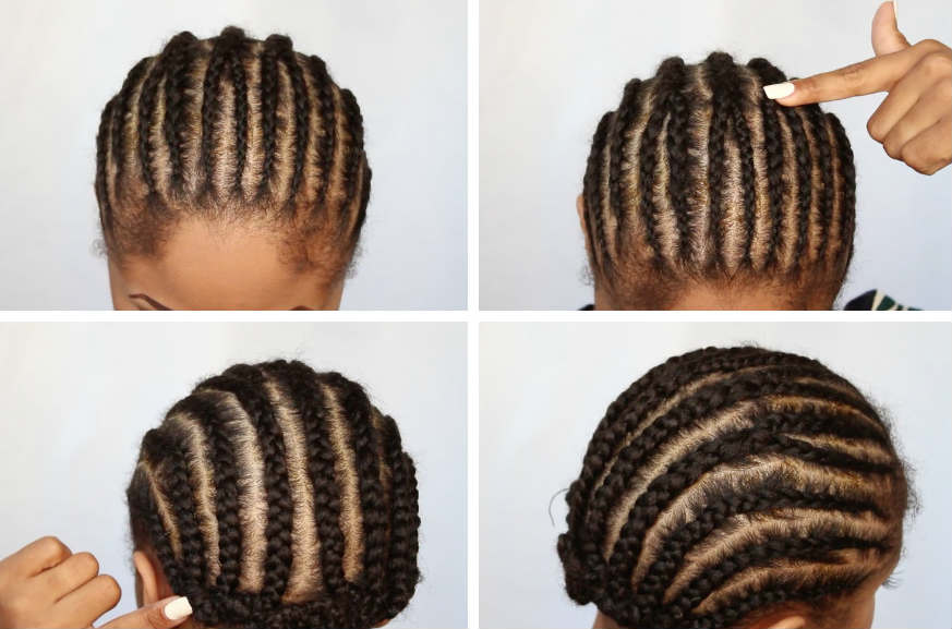 Use Weaves To Protect Your Own Hair New Star Hair Blog New Star Hair