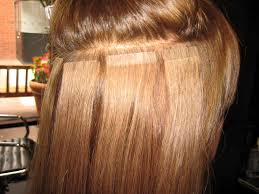 Step by step guide to apply tape in hair extensions new star complete applying tape extensions pmusecretfo Choice Image