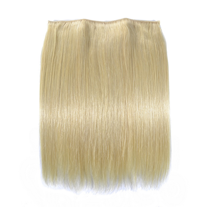 Hair Weft 613 Flip Halo Extensions