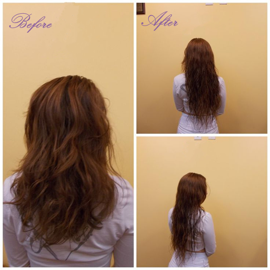 New star hair blog new star hair before and after brown hair extensions solutioingenieria Images