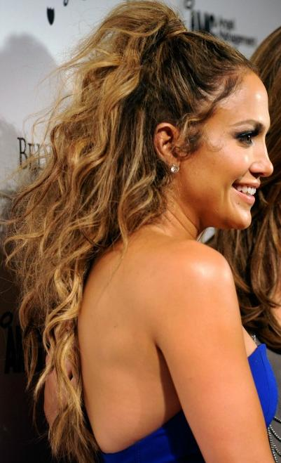 Celebrities love wearing hair extensions new star hair blog jennifer lopez ponytail lindsey lohan also do not care whether her hair extensions pmusecretfo Choice Image
