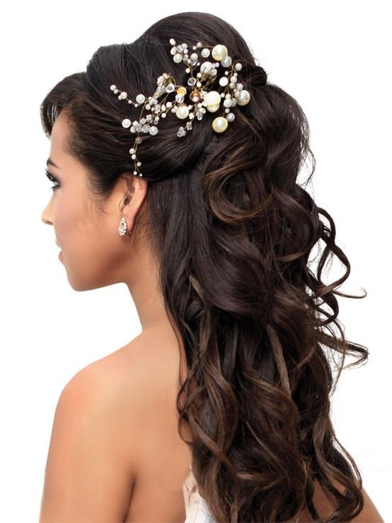 Wedding Hair Extensions