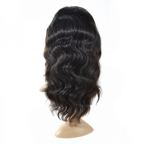 Full Lace Wig Back