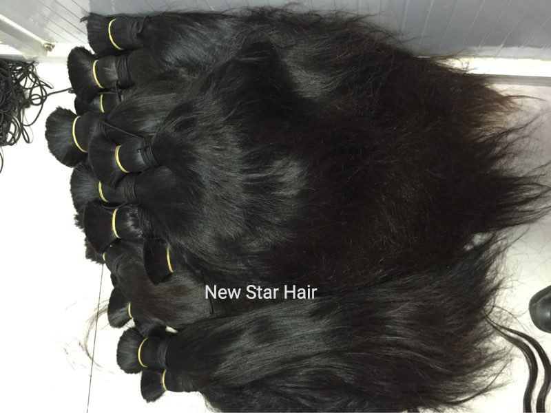 Healthy Human Virgin Hair Unprocessed